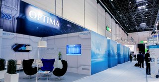 OPTIMA packaging group - Mission Total Care - Messestand | © aufwind group